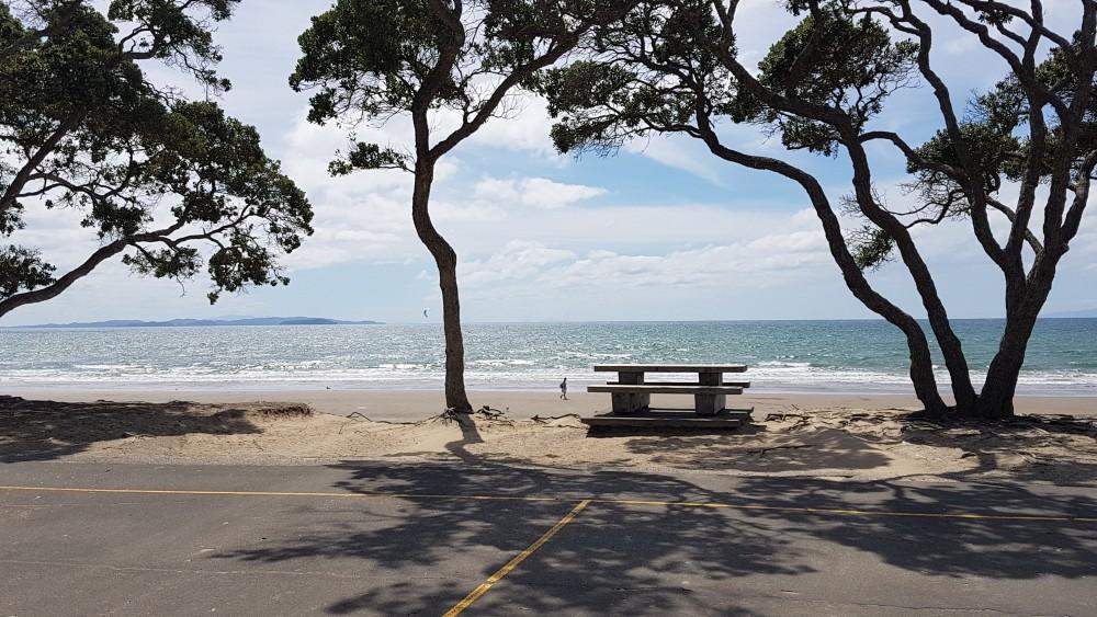 Orewa waterfront